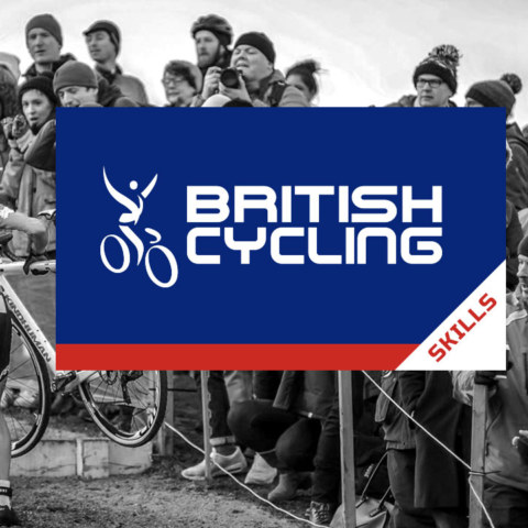 British Cycling Cyclo-cross skills