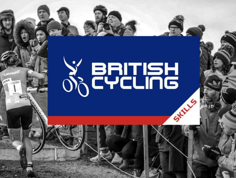 British Cycling Cyclo-cross skills