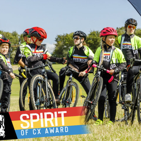 HUP Spirit of CX Award