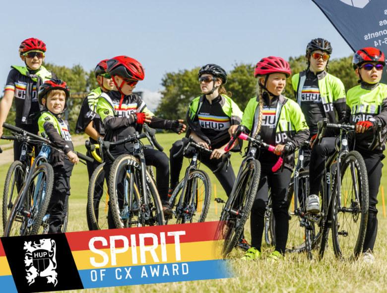 HUP Spirit of CX Award